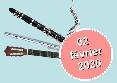 Concert des Profs 02/02/220 : quelques photos