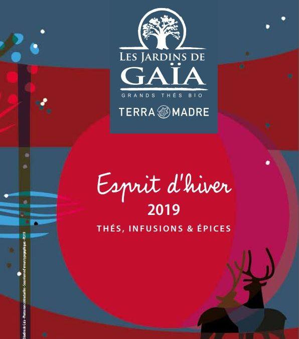 vente de produits Jardins de Gaïa